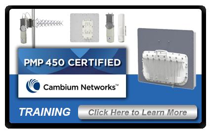 Cambium PMP450 Training
