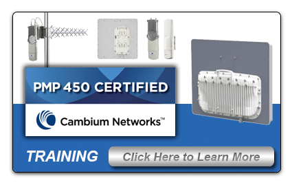 Cambium PMP450 Certification Training